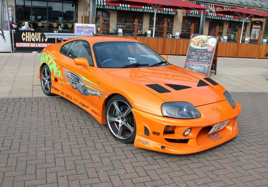 Fast and Furious supra